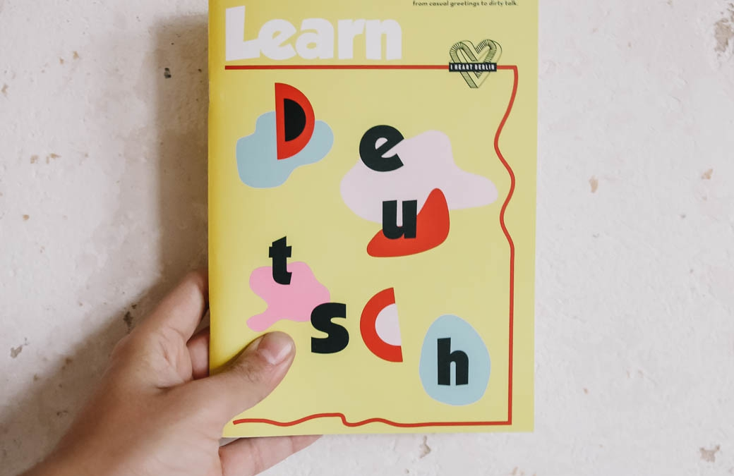 Learn Deutsch with iHeartBerlin Book