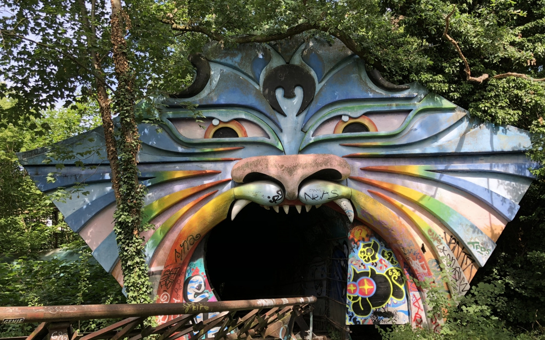 The Abandoned Spreepark Will Be Open to the Public this Weekend