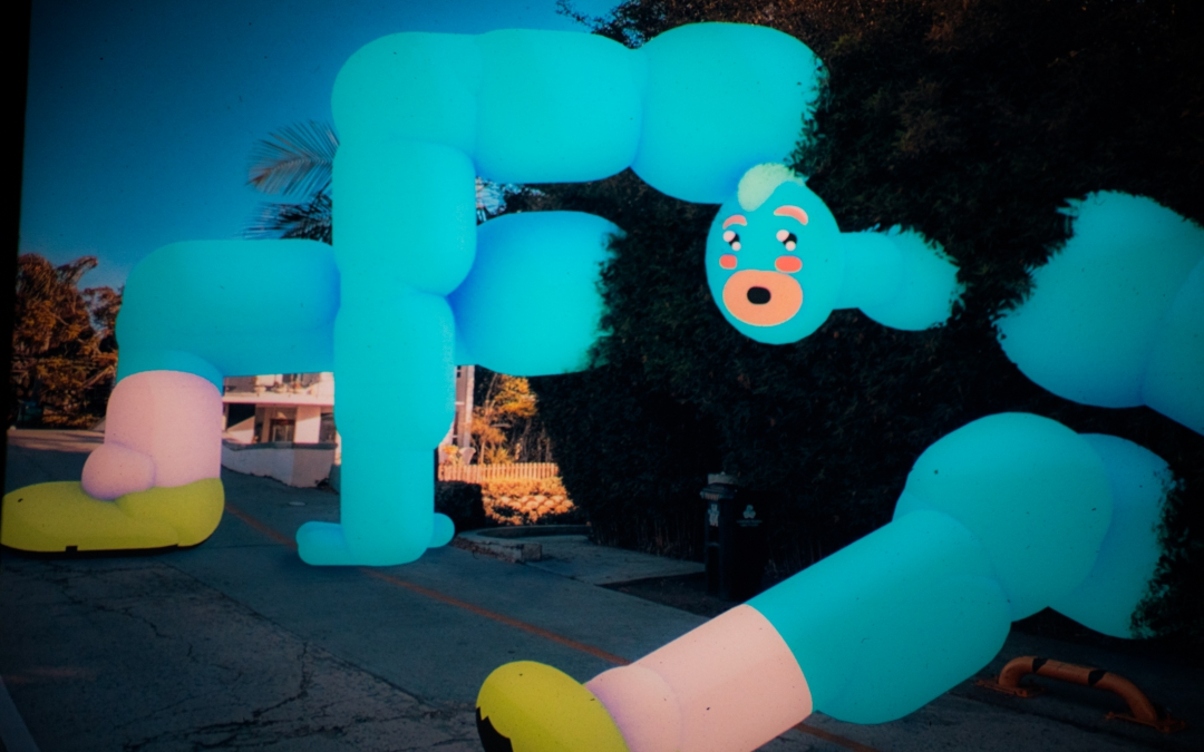 The Crazy Characters of Pictoplasma on the Loose at Silent Green
