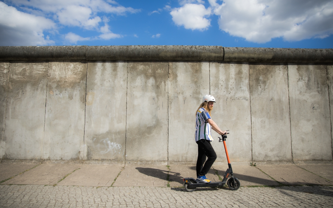 Explore the Most Significant Places Along the Former Berlin Wall