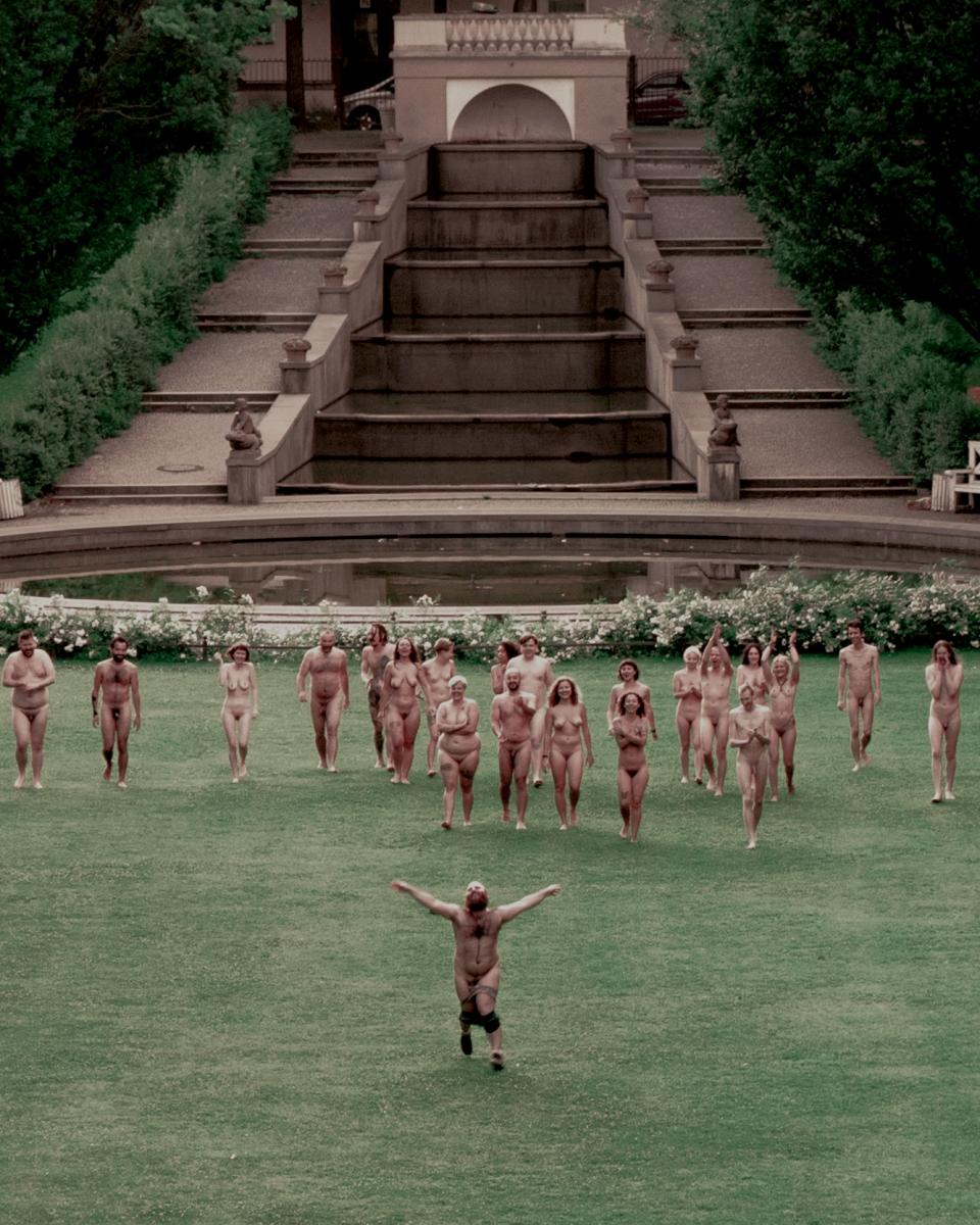 Naked park Waterpark Girls