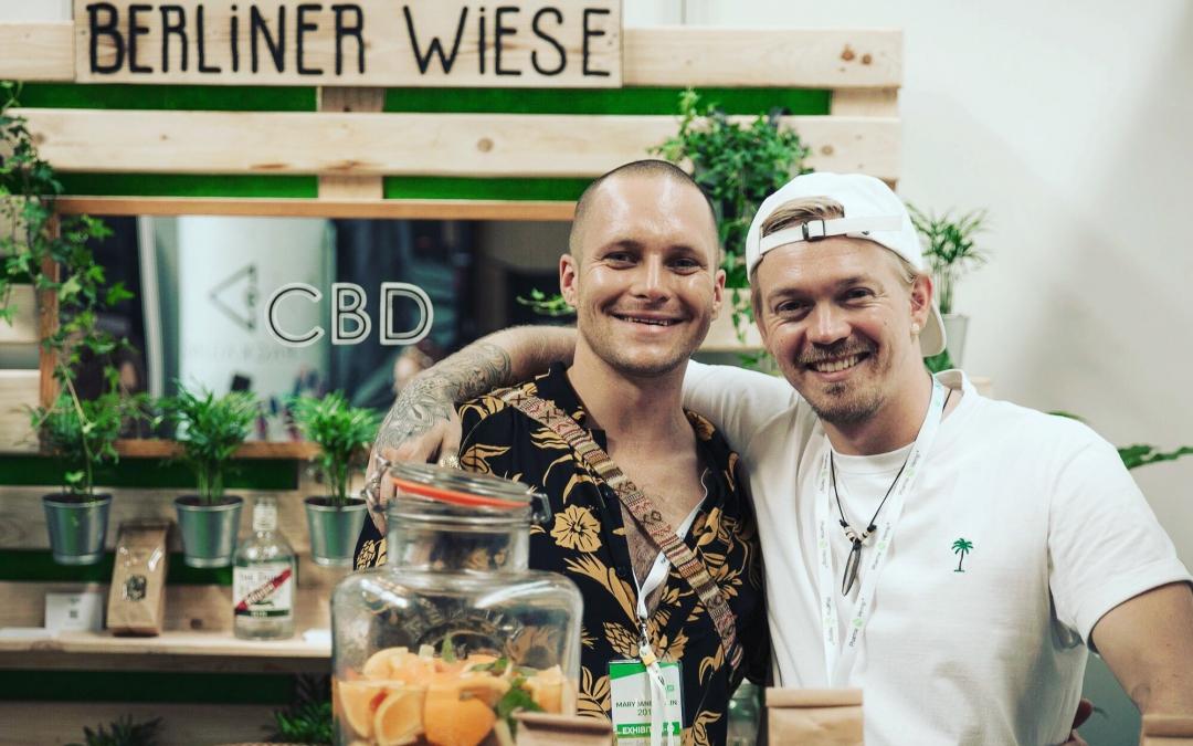 Berliner Wiese: CBD & Hanfprodukte aus Berlin