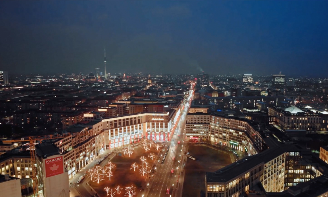 Berlin Moves: A Video Portrait of a Dynamic City