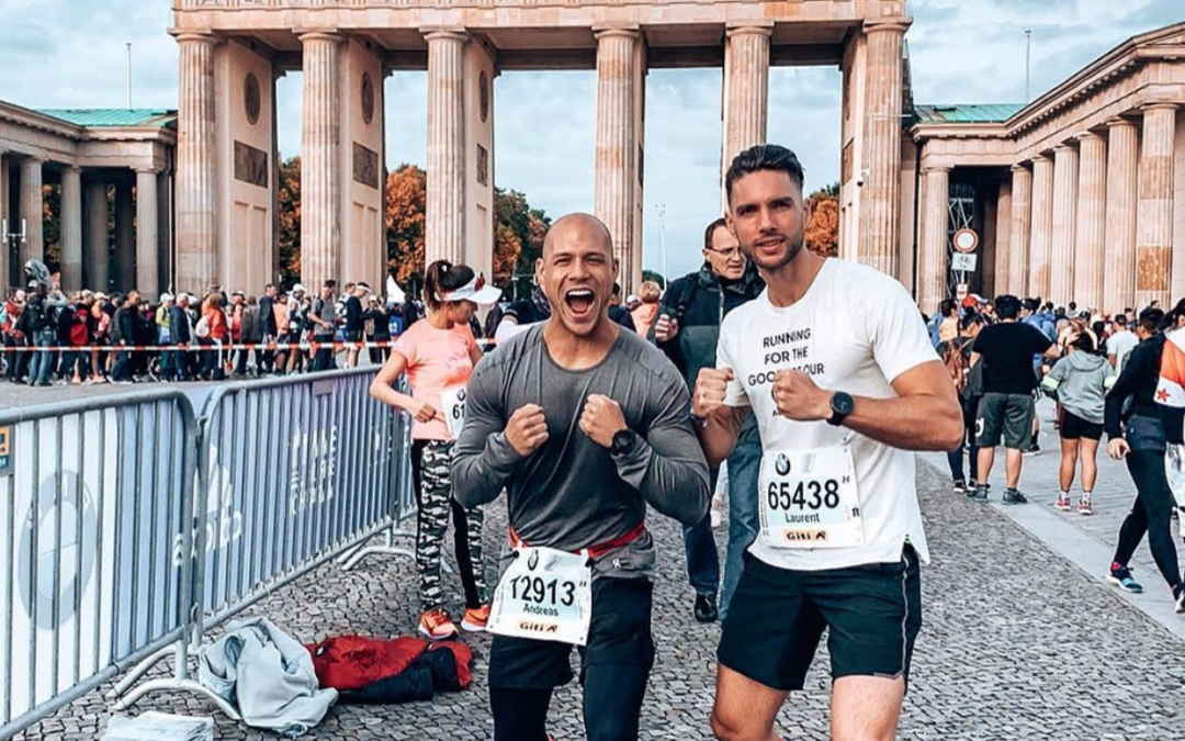 Der Berlin Marathon und Nike's Home of Running