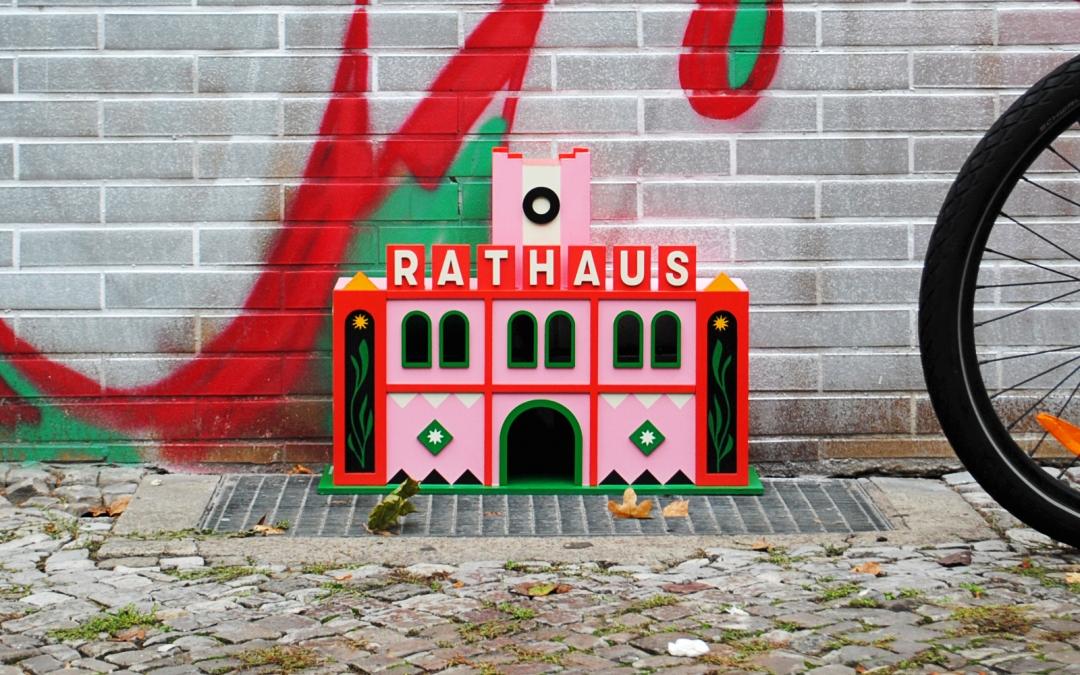 Rathaus – Ein Haus für Ratten