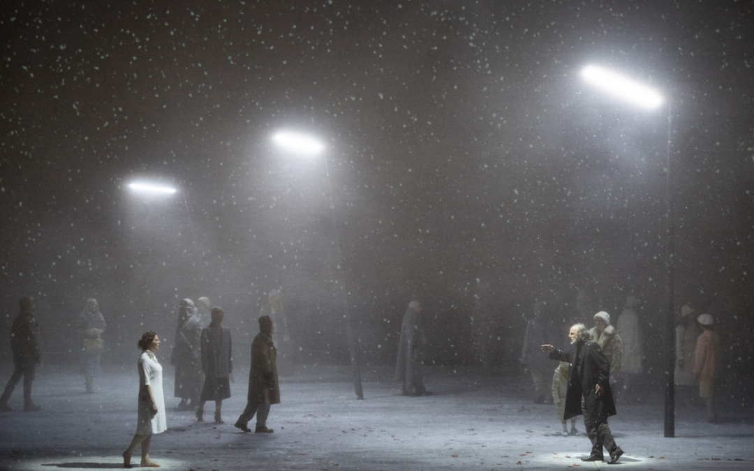 Purple Snow at the Opera – Bring a Friend to the Apocalypse