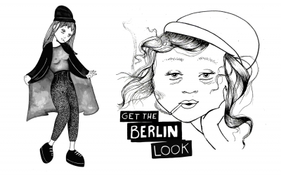 How to Get the Berlin Look