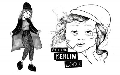 How to Get the Berlin Look