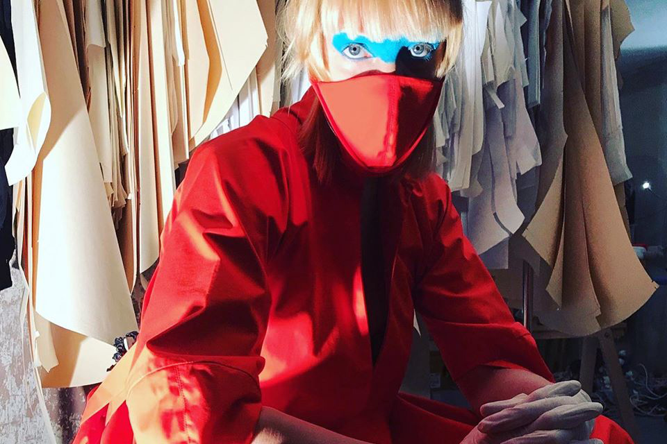 These Berlin Fashion Designers Are Now Sewing Face Masks