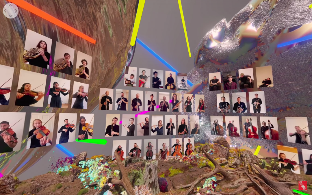 Trikestra 360° – A Virtual Concert with 3 Berlin Orchestras