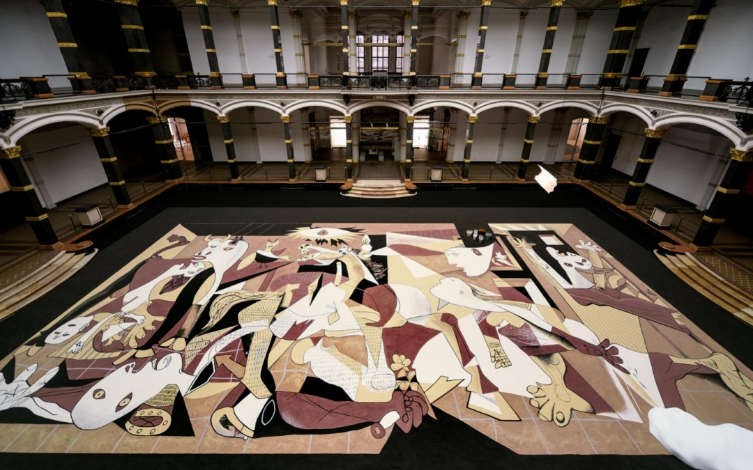 Martin-Gropius-Bau: An Interactive Exhibition About Rituals of Giving