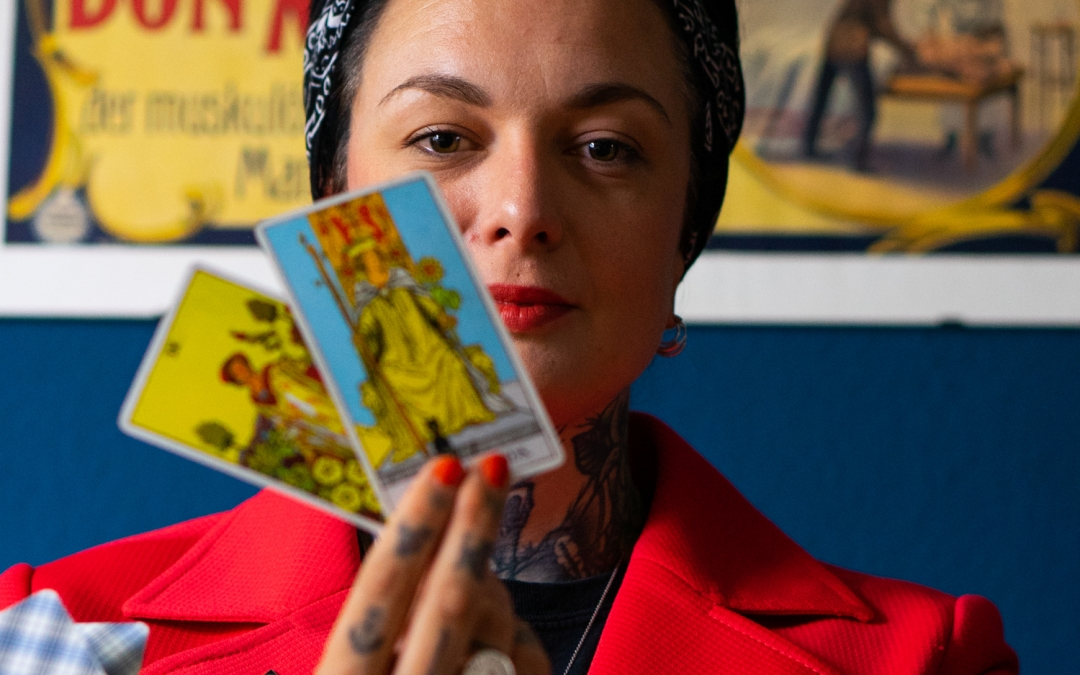 Cult Mother: Tarot, Berlin and Sobriety