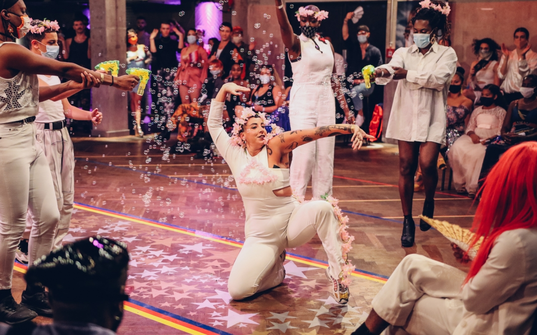 Voguing Against All Odds: Photos of the Superheroes Ball