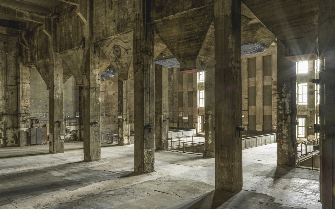 Walls Breathing Sound – A new Sound Exhibition at Halle am Berghain