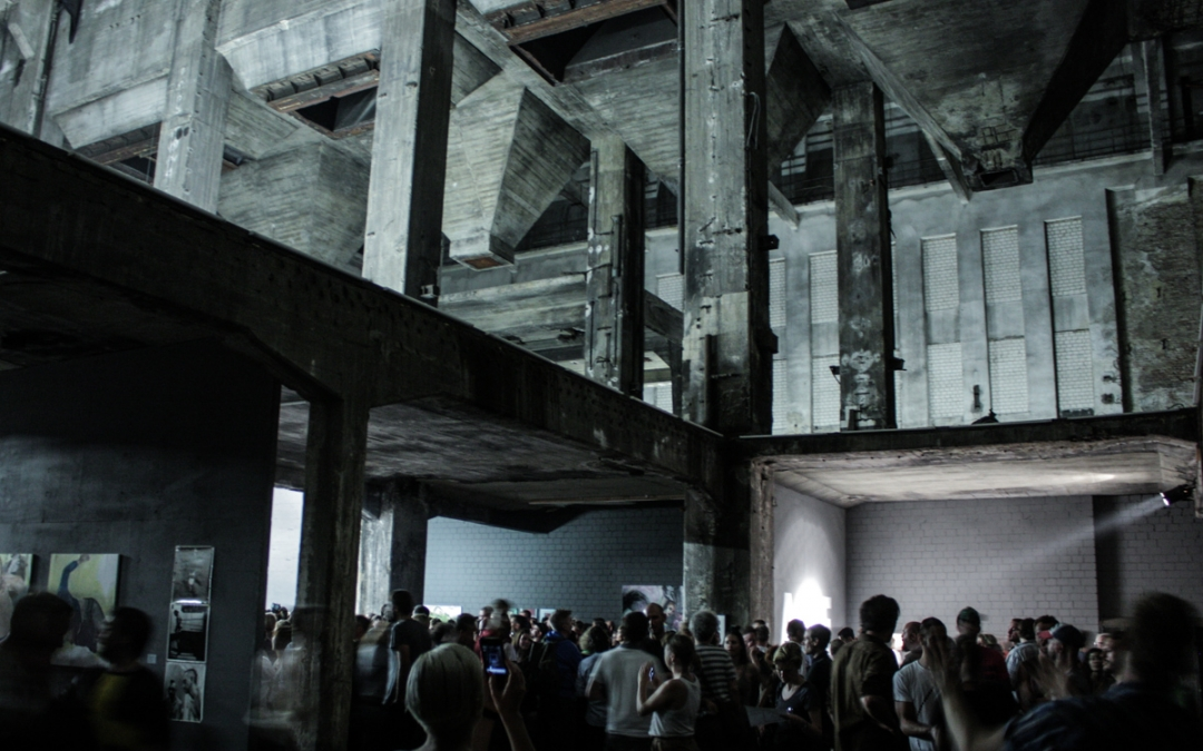 Studio Berlin: Entire Berghain to Transform into Giant Gallery for Remainder of Lockdown