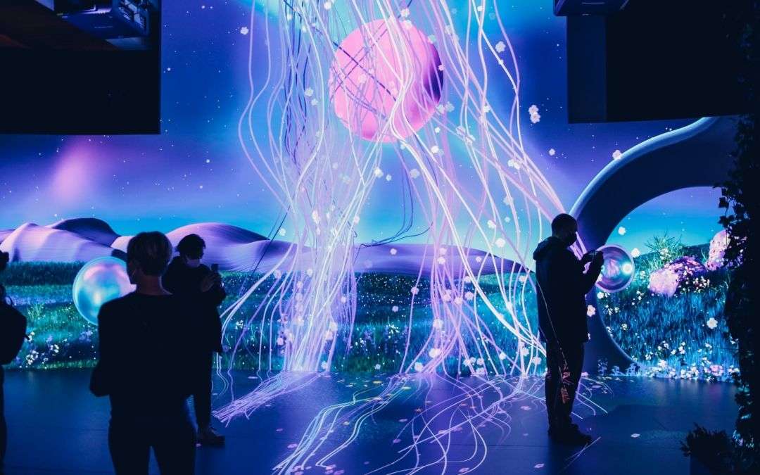 Magenta Moon: Dive Into Another World with this Immersive Digital Experience
