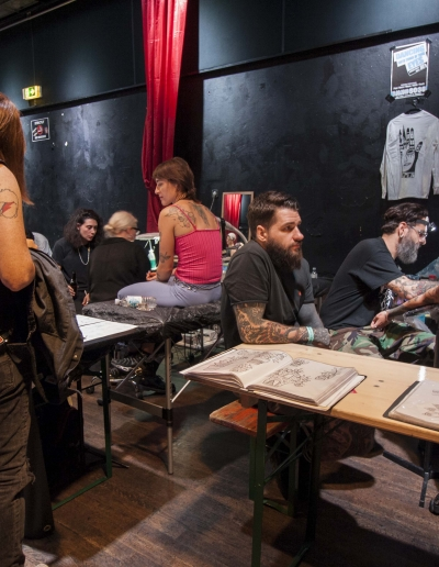Queer Tattoo Convention, photo: Cora Hamilton