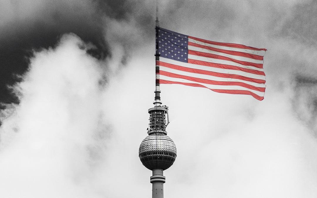 Wie die Amerikaner in Berlin die US Wahl 2020 erlebten