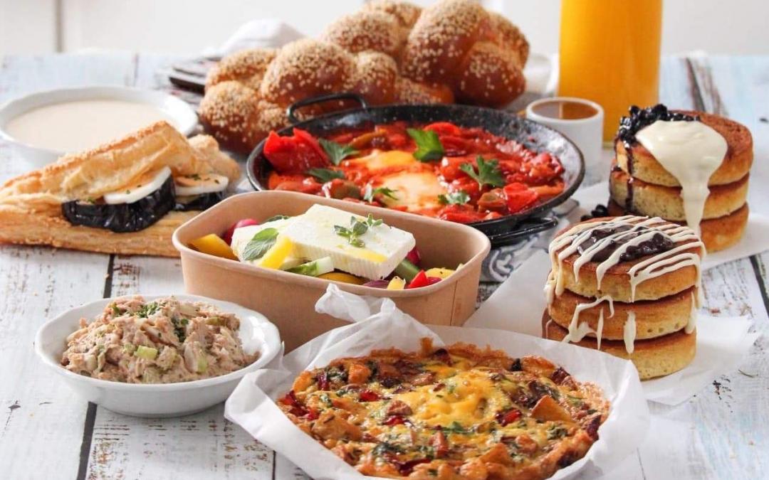 Ein Guide für Frühstück zum Mitnehmen in Berlin