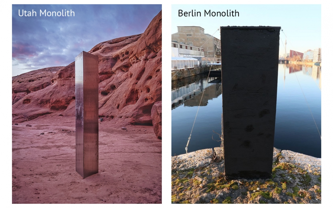 The Fate of Berlin's Very Own Mysterious Monolith