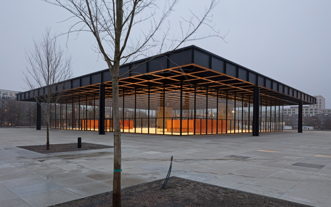 The Return of a Berlin Icon: Neue Nationalgalerie to Reopen