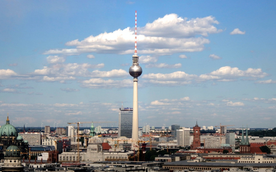 Where's Downtown in Berlin? – The History of Berlin's Many City Centers