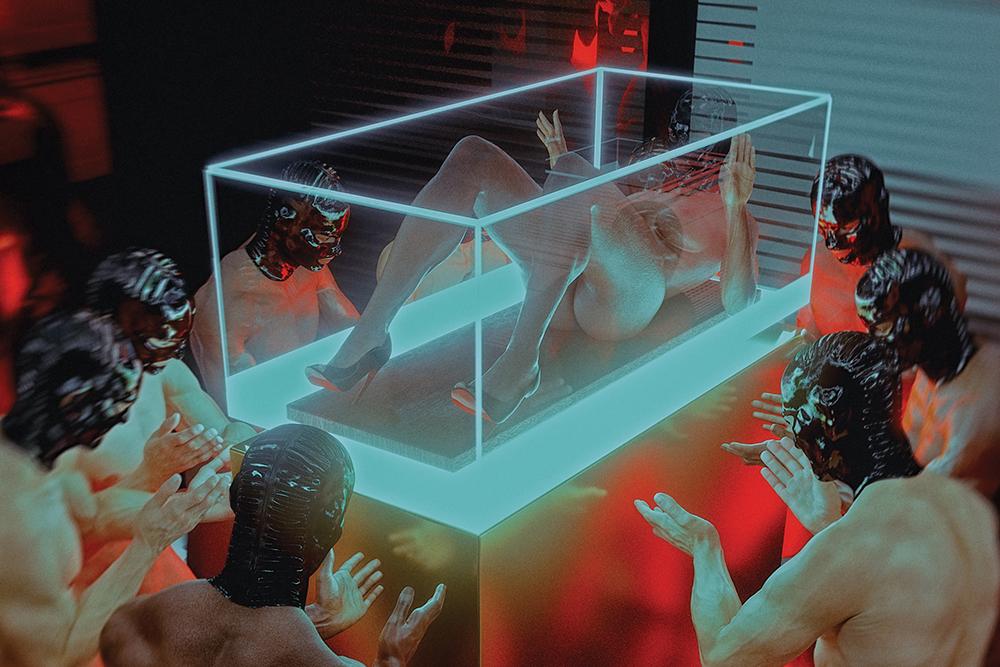 FUCK 2020 – Das Neue Magazin von Pornceptual