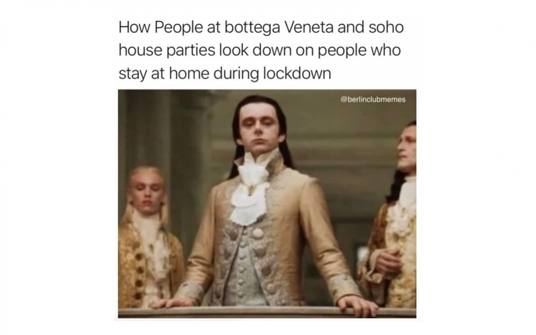 The Privilege to Party: Bottega Veneta Criticized for Afterparty at Soho House during Lockdown