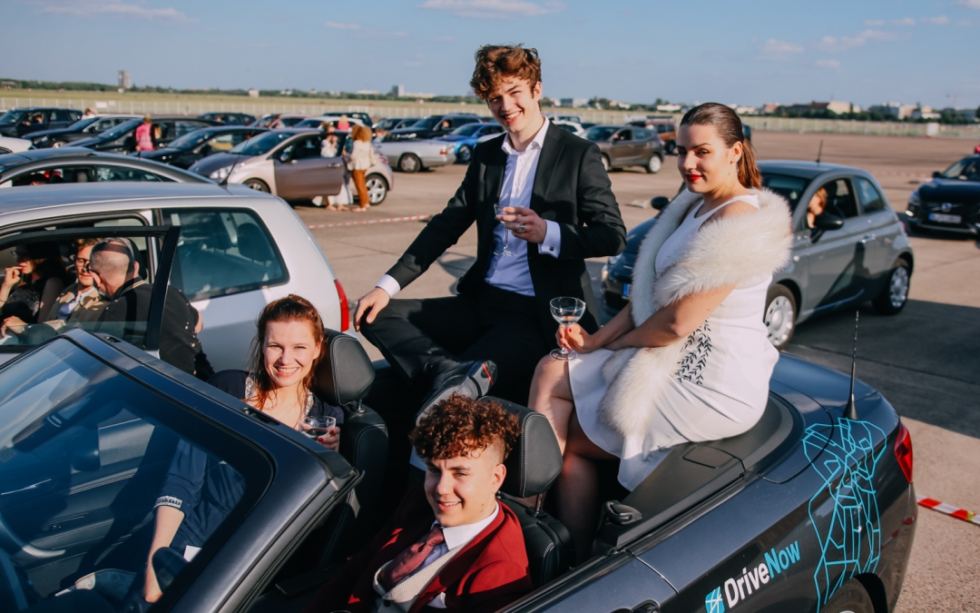 The Drive-In Opera Experience by Staatsoper Berlin