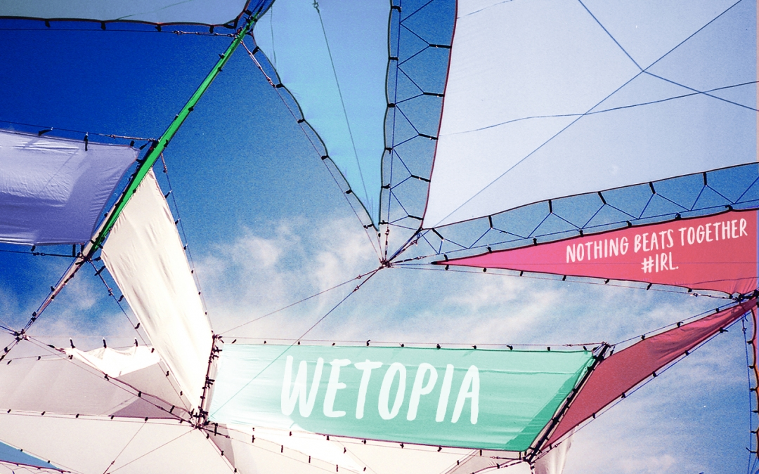 Win Exclusive Tickets for the Absolut WeTopia Creative Open Air in Berlin