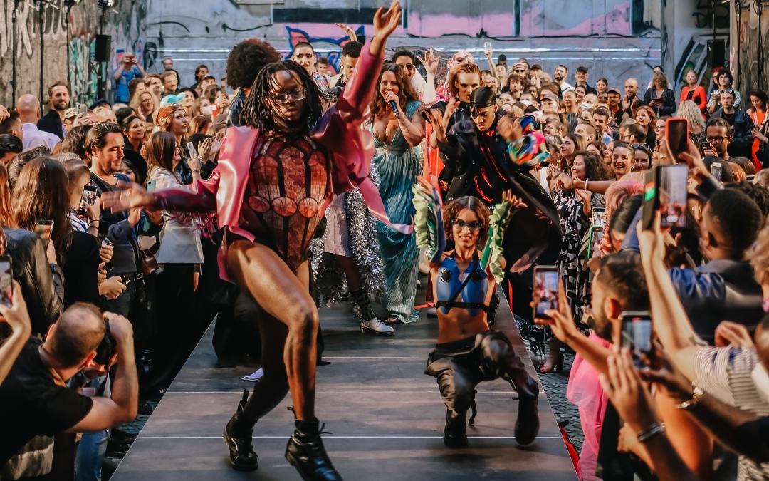 PLATTE Bringt die Berliner Ballroom & Voguing Szene auf den Laufsteg der Fashion Week