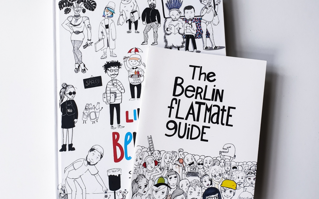 Like A Berliner + Flatmate Guide Double Pack