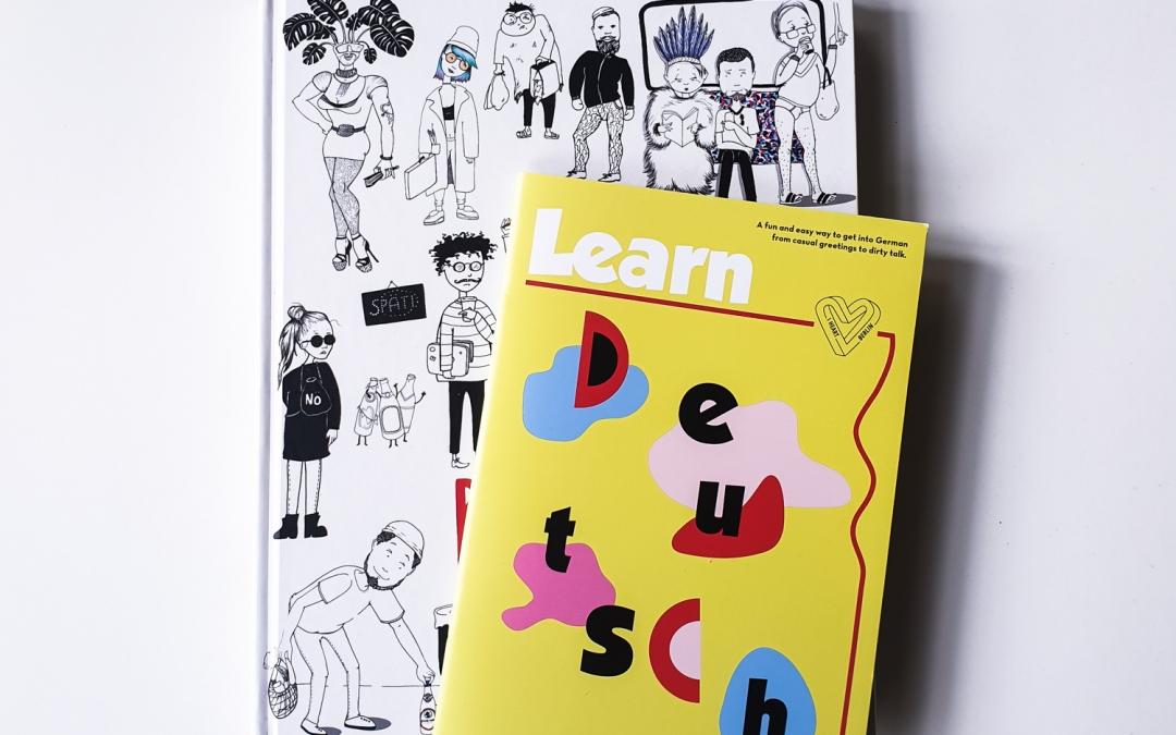 Like A Berliner + Learn Deutsch Double Pack