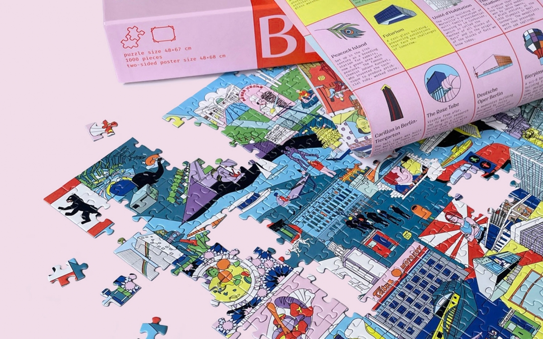 This Cute Puzzle Will Help You Rediscover Berlin